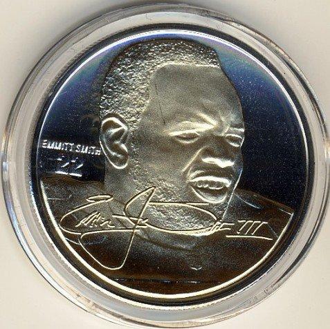 1996 The Highland Mint Signature Series Emmitt Smith