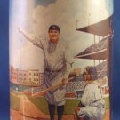 1991 - Budweiser - Sports Legends - Baseball - Yankees - Babe Ruth - Tankard Collection