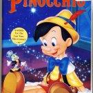 1993 - The Walt Disney Company - Masterpiece - Pinocchio - VHS - Movie
