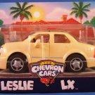 1997 - The Chevron Cars - Leslie LX - Plastic Motor Vehicles