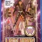 1996 - McFarlane Toys - Wetworks - Pilgrim - Series 2 - Ultra-Action Figure