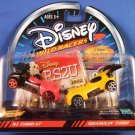 2002 - Hasbro - Disney - Wild Racers - Partner Pack - M1 Turbo GT/Hightailin Turbo
