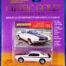 1999 - Johnny Lightning - Classic Gold Collection - 1970 Buick GSX #11 - Die-cast Metal Cars