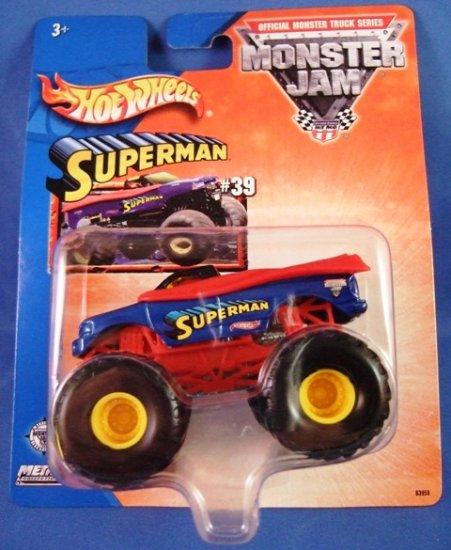 2003 Hot Wheels Monster Jam Metal Collection Dc