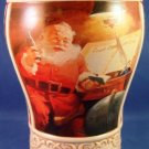 1996 - Longton Crown - Coca-Cola - Good Girls & Boys - Limited Edition - Christmas Stein Collection