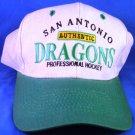 San Antonio - Dragons - Authentic - Professional Hockey - Cap