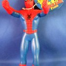 1989 - Spiderman - Just Toys - Marvel Super Heroes - The Amazing Spider-Man - Bendable Multi Jointed