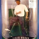 Tiger Woods - Upper Deck - Golf - Pro Shots 1 and 2 - Action Figure Set