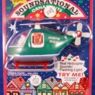 Bradford - Soundsational - North Pole - Santa - Helicoper - Ornament