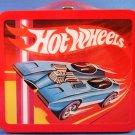 1997 Mattel Hallmark School Days 1970s Hot Wheels Limited Edition Lunch Box