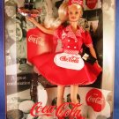 1998 - Mattel - Barbie Doll - Coca-Cola - Collector's Edition - Doll