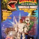 1994 - Trendmasters - Godzilla - Margaret O'Brien - Godzilla Force - Action Figure