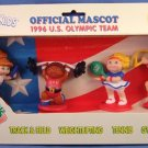 1995 - Mattel Cabbage Patch Kids - OlympiKids - Special Edition - Collectibles Dolls