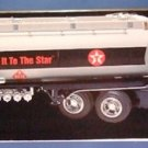 1997 - Texaco - Credit Card Edition - Tanker Truck - Die Cast Metal