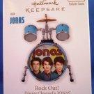 2010 - Hallmark - Keepsake Ornament - Jonas - Rock Out - Christmas Ornament