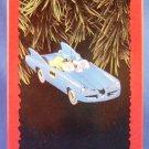 1995 - Hallmark - Keepsake Ornament - Batmobile - DC Comics - Christmas Ornament