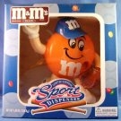 M&M's Brand - Baseball - Second In Collectible Series - Chocolate Candy Dispenser