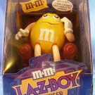 M&M's Brand - LA-Z-BOY - Yellow - Chocolate Candy Dispenser