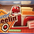 M&M's Brand - Sweet Wheelin' - Red Truck - Chocolate Candy Dispenser