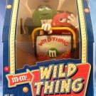 M&M's Brand - Wild Thing - Roller Coaster - Second Edition - Chocolate Candy Dispenser