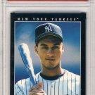 1993 - Derek Jeter - New York Yankees - Pinnacle - #457 - Rookie Card