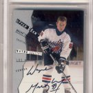 1994-95 - Upper Deck - Be a Player - Autographs - Wayne Gretzky #108 BGS 9/10