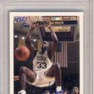 1992 Classic SHAQUILLE O'NEAL Au/500 Rookie Card PSA 10 Gem Mint