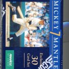 1992 - Score - Pinnacle - Mickey 7 Mantle - Exclusive 30 Card Set