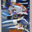 1996-97 UD COLLECTOR'S CHOICE 15 CARD NHL YOUNG GUNS SET