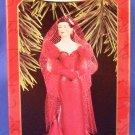1997 - Hallmark - Keepsake Ornament - Gone With The Wind - Scarlett O'Hara - Christmas Ornament