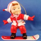 2007 - Campbell Soup Company - Boy Snowboard - Collectible Ornament