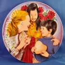 1971 - Mother's Day - Second Limited Edition - Collector Plate
