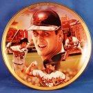 1995 - Bradford Exchange - CAL RIPKEN JR. - 2131 Baseball Record Breakers - Collector's Plate