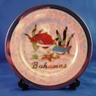 Bahamas - 6 1/4 Inch - Collector Plate