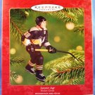 2001 - Jaromir Jagr - Hallmark - Hockey Greats - Keepsake - Christmas Ornament - 5th in Series