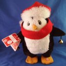 2011 - Hallmark - Tippy - The Penguin - Waddles, Sings and Tips Over