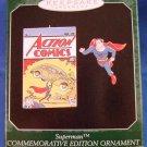 1998 - Hallmark - Keepsake Ornament - Superman - Commemorative Edition - Christmas Ornament