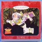 1998 - Hallmark - Disney - Keepsake Ornament - Buzz Lightyear - Disney's Toy Story