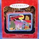1998 - Hallmark - Keepsake Ornament - Superman Lunch Box - Commemorative Edition - Ornament