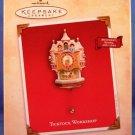 2004 - Hallmark - Keepsake Ornament - Time For Joy - Cuckoo Clock