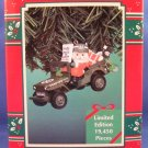 1995 - Enesco - Good Will Toward Men - Limited Edition - Christmas Ornament