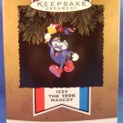 1996 - Hallmark - Keepsake Ornament - The Olympic Spirit Collection - Izzy The 1996 Mascot
