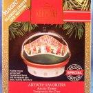 1991 - Hallmark - Keepsake Ornament - Artists Favorites - Arctic Dome - Christmas Ornament