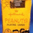 1968 - Hallmark - Peanuts - Vintage - Snoopy - Mini - Playing Cards