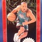 1998 - Hallmark - Keepsake Ornament - Hoop Stars - Grant Hill - Detroit Pistons - Ornament