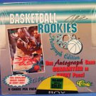 1995 - CLASSIC - BASKETBALL ROOKIES - AUTOGRAPH EDITION - BOX