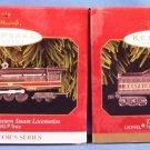 1999 - Hallmark - Keepsake Ornament - 746 Norfork and Western Steam Locomotive - The Tender