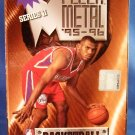 1995/96 -  Fleer - Metal - Series II - NBA Basketball - Sports Cards