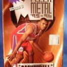 1995/96 -  Fleer - Metal - Series II - NBA Basketball - Factory Sealed - Sports Cards