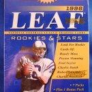 1998 - Leaf - Rookies & Stars - Football - Trading Card Box